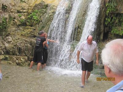 ein gedi waterfall2
