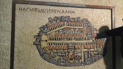 jerusalem ancient map