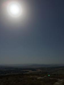 israel sun