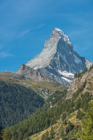 Alpine Adventure West August/September 2016