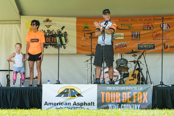 2016 Tour de Fox Series Wine Country Highlights from The Michael J. Fox Foundation Tour de Fox Series Wine Country held on August 27, 2016 in Sonoma County on the grounds of Kendall–Jackson Wine Estate & Gardens.