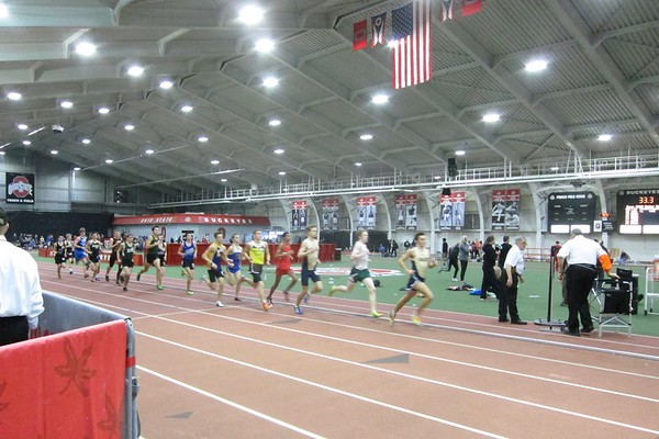 OSU Indoor Meet