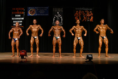 Men's Bodybuilding Overall