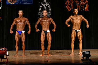 Men's Open BB Lightweight Prejudging