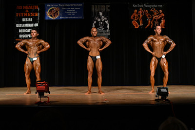 Men's Open BB Middleweight Finals