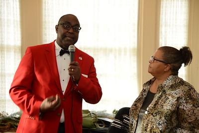 2016 Tuskegee Airmen Christmas Celebration