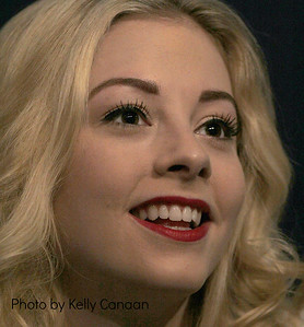 Beautiful Gracie Gold