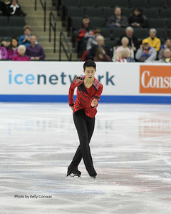Nathan Chen does Michael Jackson