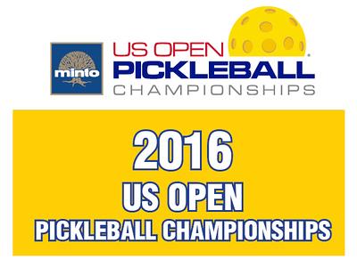 2016 US Open Pickleball Championships