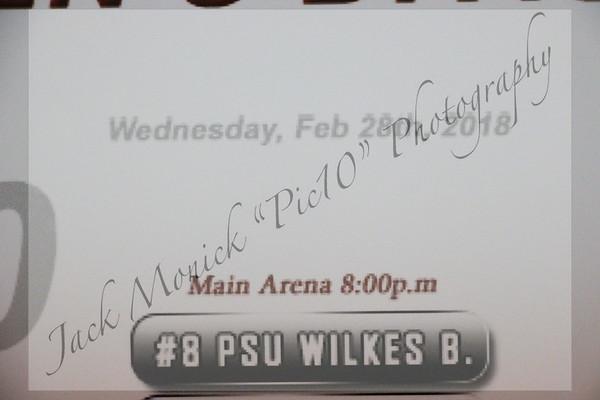 2018 PSU Fayette v PSU WB (M)