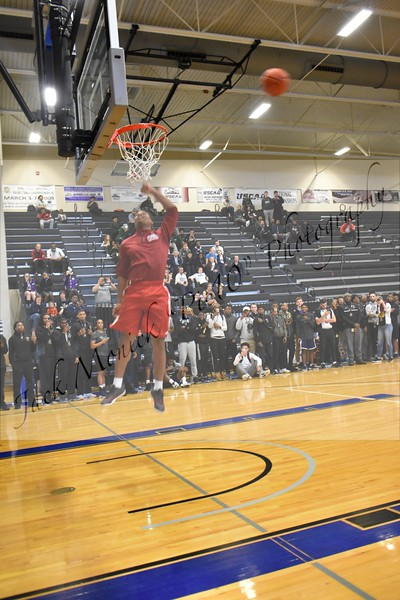 2018 USCAA Skills and Dunk Contest