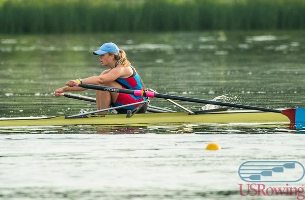 Women's Youth Single Semifinal