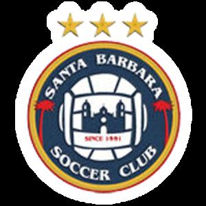 Bu18 Santa Barbara SC White