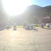 Panorama of Rock Creek Resort as we were getting ready to head for Salida.