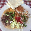 Huevos Rancheros at Tina's Cafe in Walzenburg.