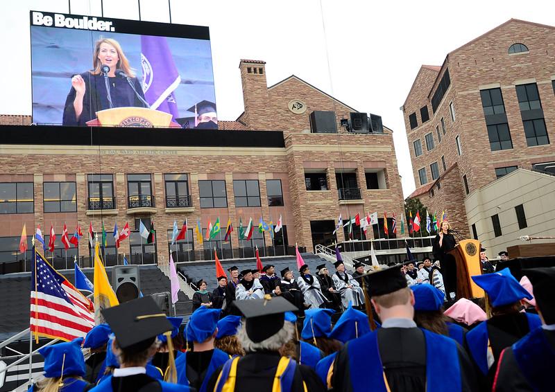 University of Colorado Commencement
