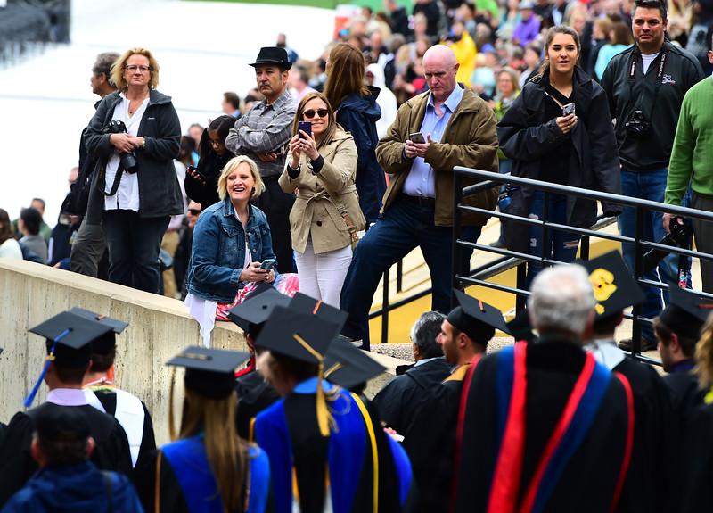 University of Colorado Commencement