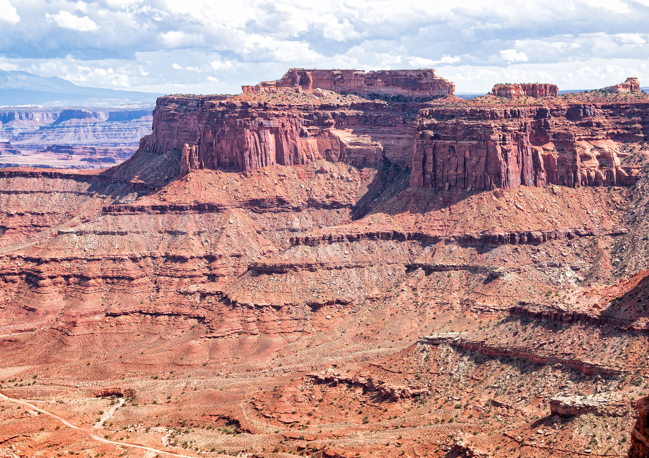 Shafer Canyon Overlook