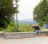 Prospect Point near Lions Gate Bridge