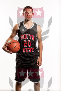 South Kent School  Varsity Basketball Portraits