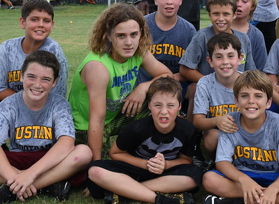 Mustang Youth 7/13/2015