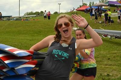 2016 Varsity Girls Race Days
