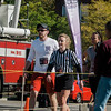 The ninth annnual Verne E. Roy Memorial 5K Run/Walk was held at the Fitchburg Fire Department on Saturday morning. Proceeds from the race are to benefit the Sam Pawlak playground. SENTINEL & ENTERPRISE / Ashley Green