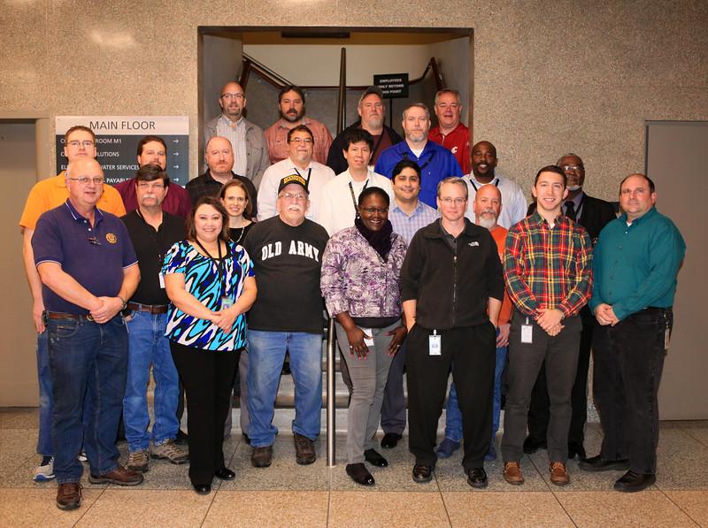 Proud TPU veterans