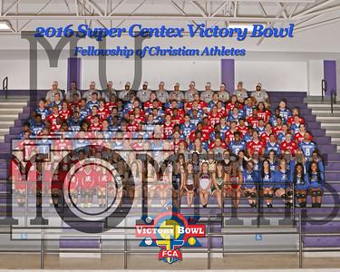 2016 Victory Bowl Team Pic