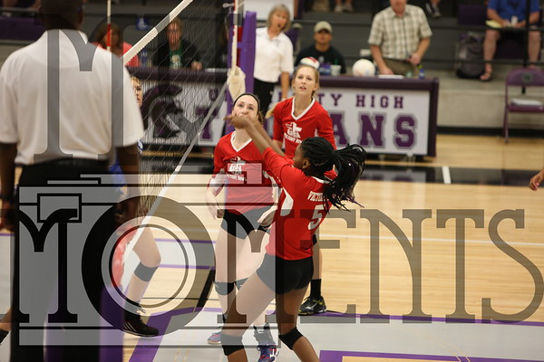 2016 Victory Bowl Volley Ball Game 2