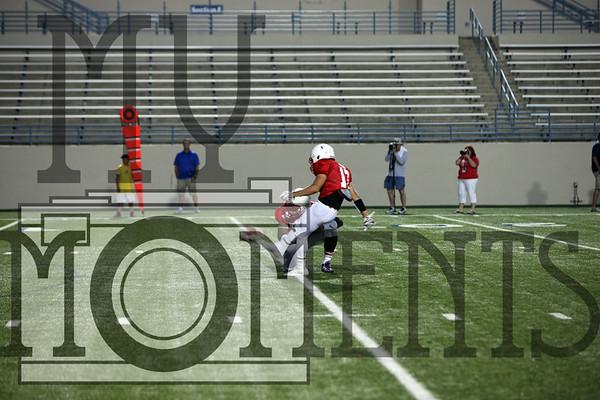 4th Qtr Football game