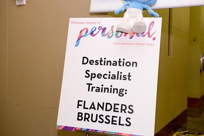 Destination Specialist Training: Flanders Brussels