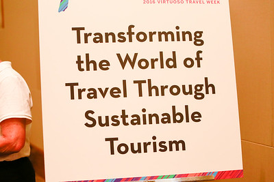 Transforming the World of Travel through Sustainable Tourism