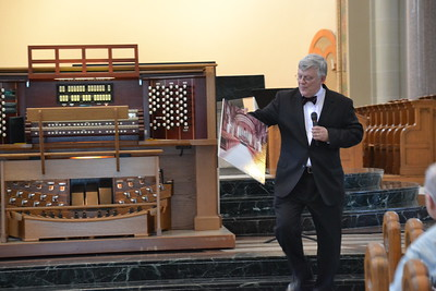 2016 Visiting Organists