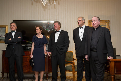 Boston College Wall Street Council Tribute Dinner
