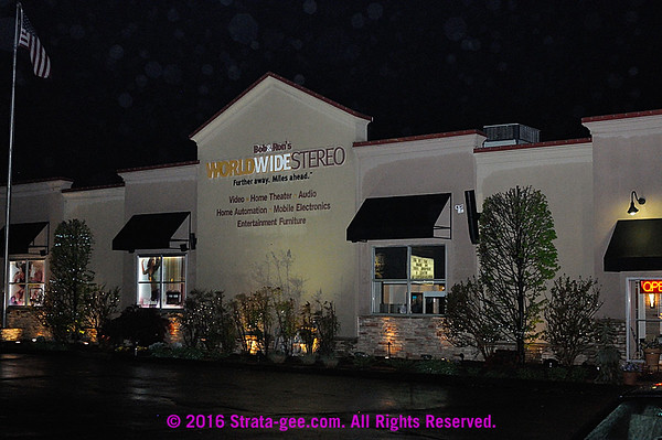 Photo of exterior of WorldWide Stereo in Montgomeryville