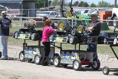 2016 Wakeeney Mini Speedway