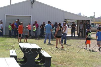 Wakeeney Mini Speedway 6-18-16