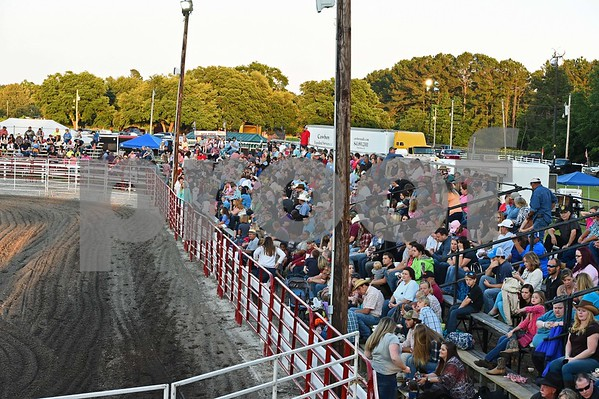 2016 Walterboro Rodeo - Saturday