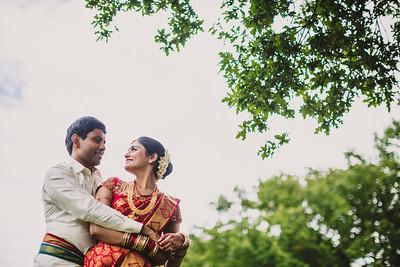 Astha + Sanjay