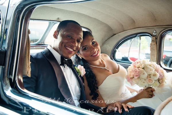 Lucious & Simone's Wedding
