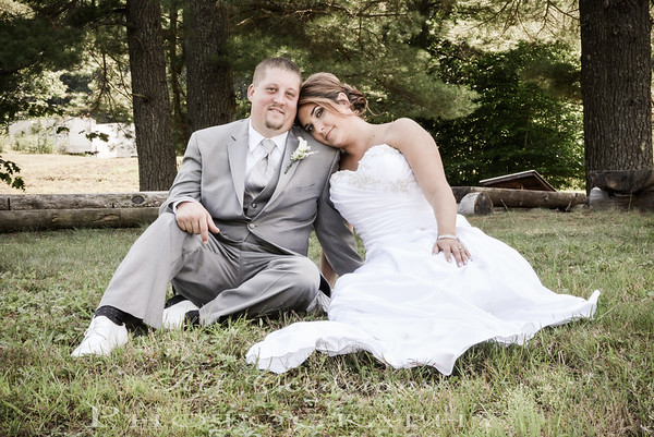 Melissa & Scott Tie The Knot