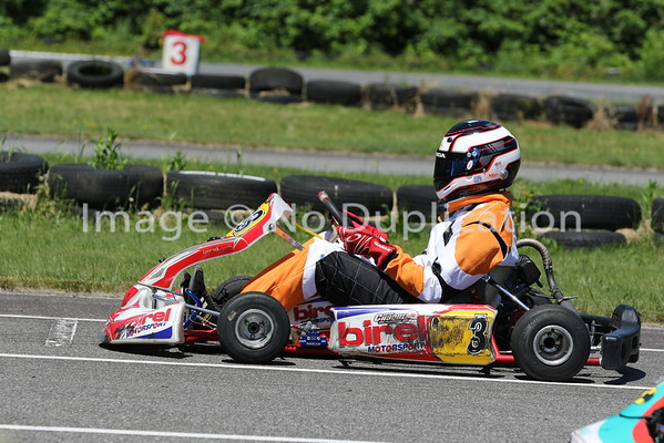 2016 West Coast Kart Club Race #4