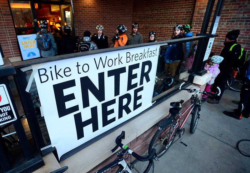 2016 Winter Bike to Work Day