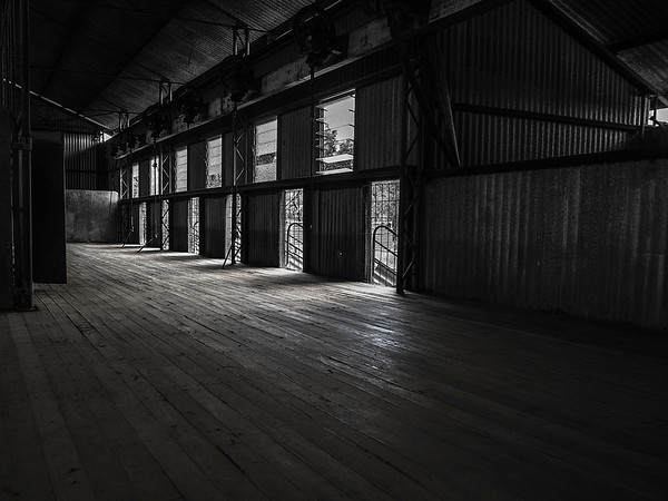 Shearing Shed, Winton