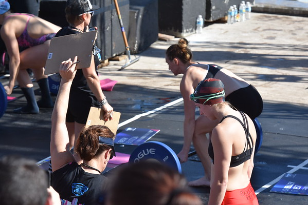 Scaled Women - Swim Triplet