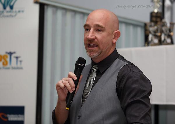 Chairman Ian Gorman