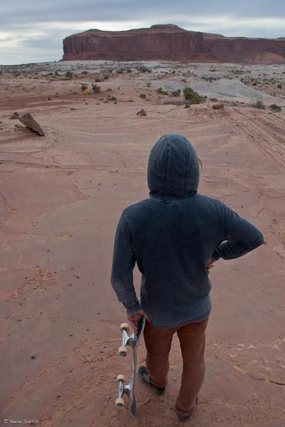 Mike Desert Skate