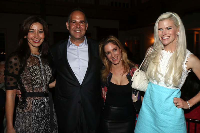 IMG_0087 Candise Shanbron_Paul Rosenberg_Marisa Toccin Lucas_Suzy Buckley Woodward