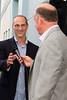 IMG_1764  Pastor Doug Sauder and Dave Fee